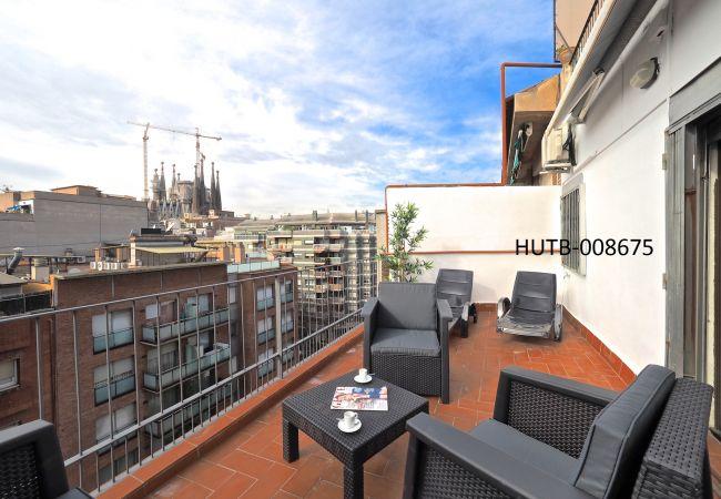 Apartamento en Barcelone - Apartamento de 4 dormitorios en Barcelone