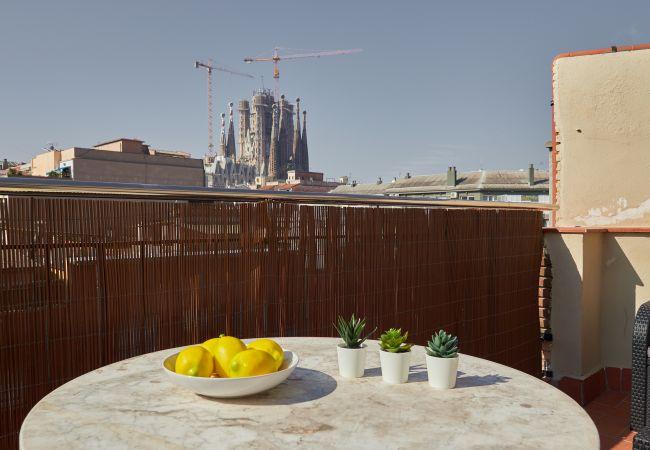 Apartamento en Barcelona - Apartamento de 4 dormitorios en Barcelona