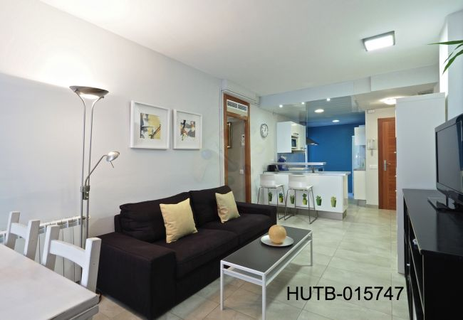 Apartamento en Sitges - Apartamento para 6 personas a200 mde la playa
