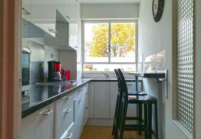 Apartamento en París - Apartamento con aireacondicionado en Paris