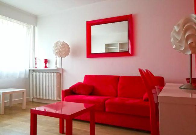 Apartamento en Paris - Apartamento con aireacondicionado en Paris