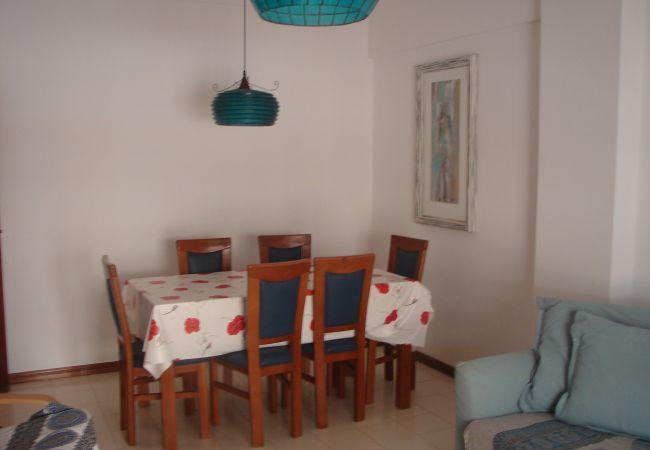 Apartamento en Quarteira - Apartamento para 4 personas a100 mde la playa