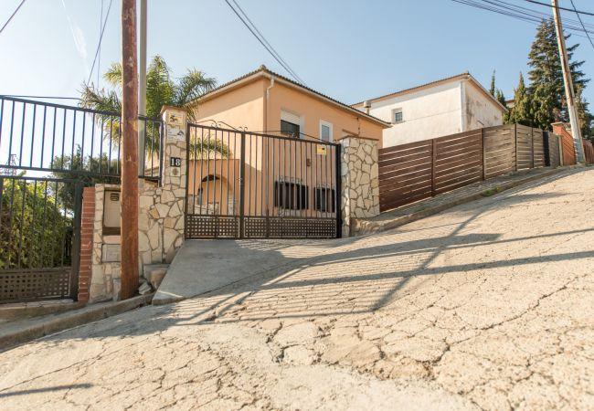 Villa en Pineda de Mar - Villa para 4 personas en Pineda de Mar