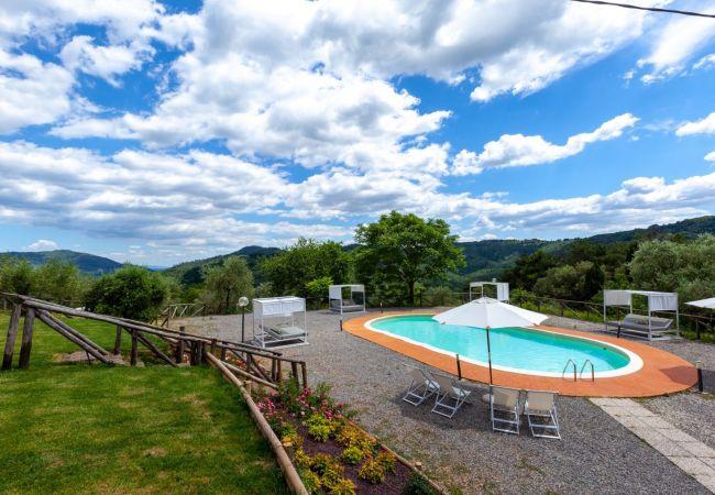 Apartamento en Lucca - Apartment Tirasotto Lucca countryside