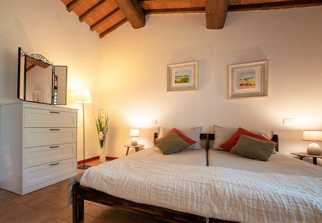 Apartamento en Certaldo - Apartamento para 4 personas en Certaldo