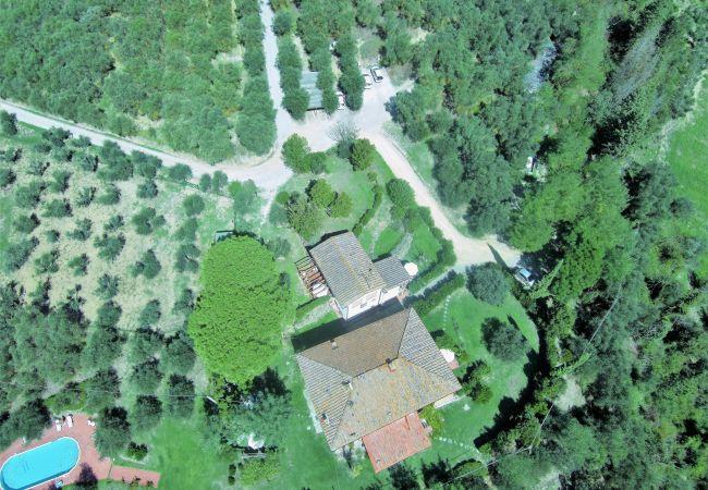 Chalet en Certaldo - Chalet con piscina en Certaldo
