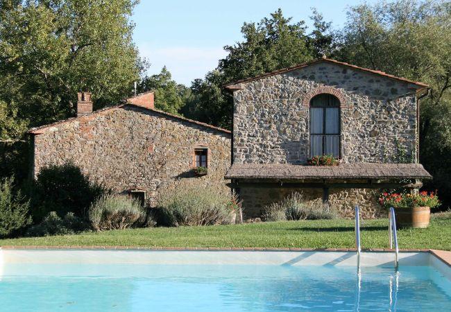 Casa rural en Ambra - Granaio in Chianti