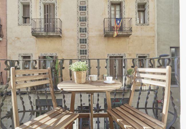 Apartamento en Barcelona - Apartamento con aire acondicionado en Barcelona