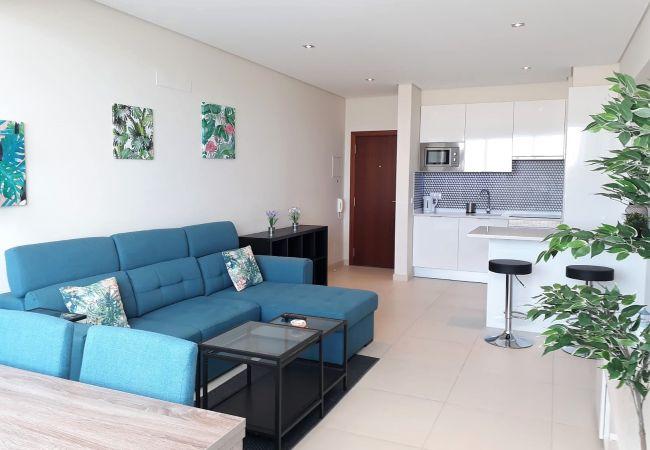 Apartamento en Quarteira - Apartamento para 4 personas en Quarteira