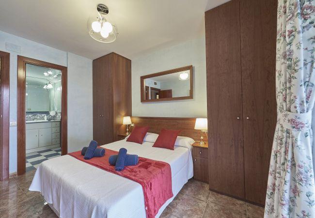 Apartamento en Sant Andreu de Llavaneres - Apartamento de 3 dormitorios a500 mde la playa