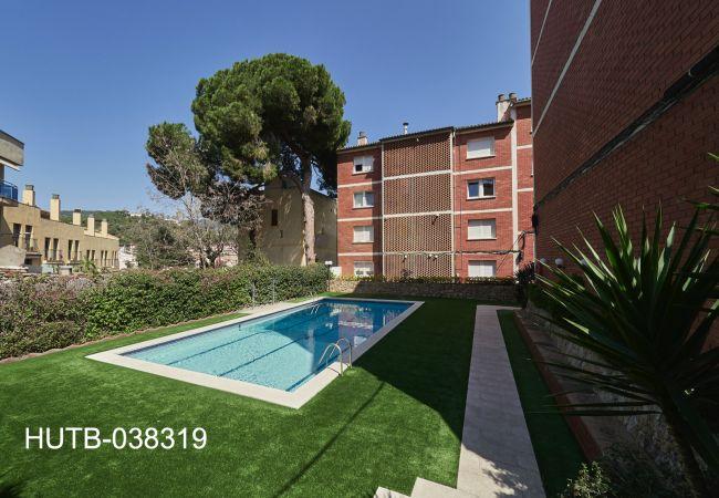 Apartamento en Sant Andreu de Llavaneres - Apartamento para 6 personas a1 kmde la playa