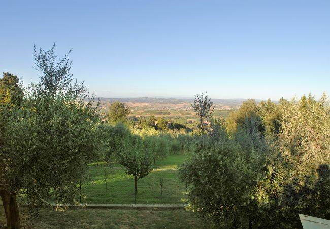 Apartamento en Gambassi Terme - Apartamento para 4 personas en Gambassi Terme