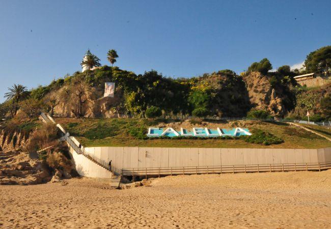 Apartamento en Calella - Apartamento para 4 personas a300 mde la playa
