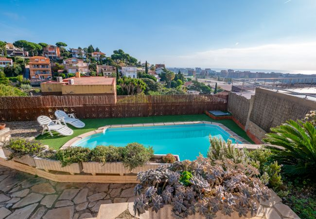 Villa en Santa Susana - FORMENTOR
