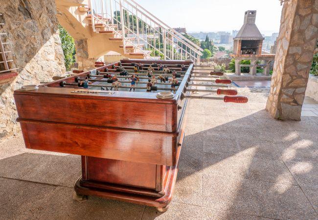 Villa en Santa Susana - Villa con piscina en Santa Susana