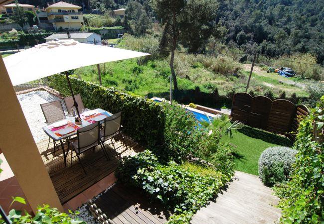 Villa en Santa Susana - Villa para 8 personas en Santa Susana