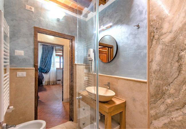 Apartamento en Bucine - Apartamento con piscina en Bucine