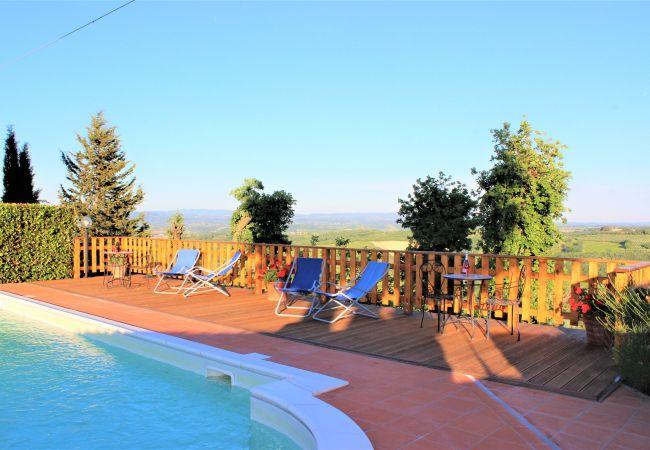 Villa en Gambassi Terme - Villa para 12 personas en Gambassi Terme