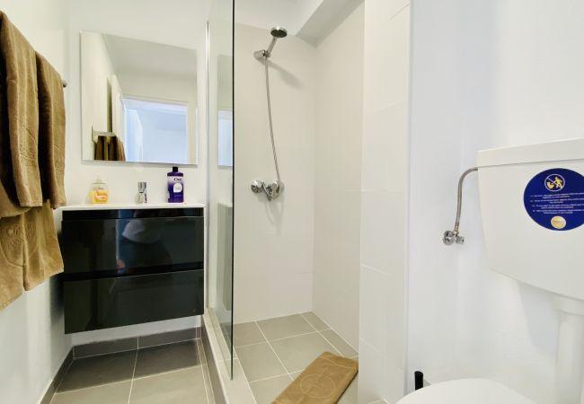 Apartamento en Albufeira - Apartamento para 6 personas a500 mde la playa