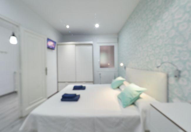 Apartamento en Barcelona - Apartamento para 9 personas en Barcelona