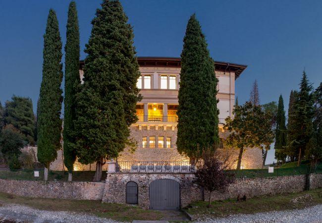 Villa en Garda - Villa con aire acondicionado en Garda