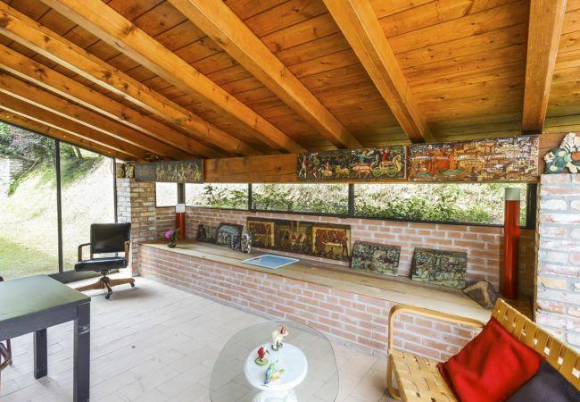 Villa en Rovolon - Villa con piscina a0 mde la playa