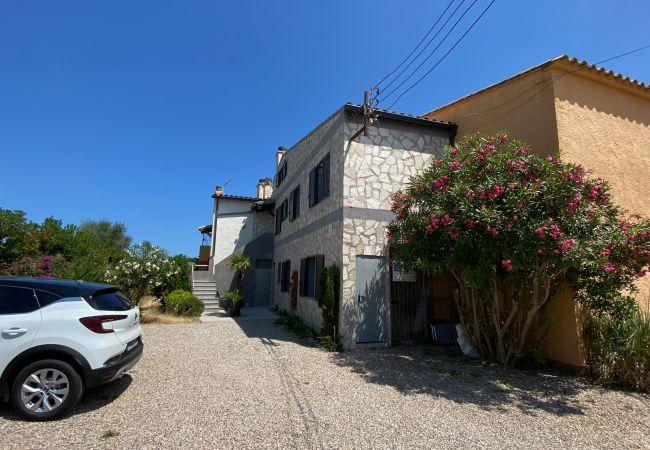 Huis in Torroella de Montgri - Llevant - aan het strand, airco, Wi-Fi