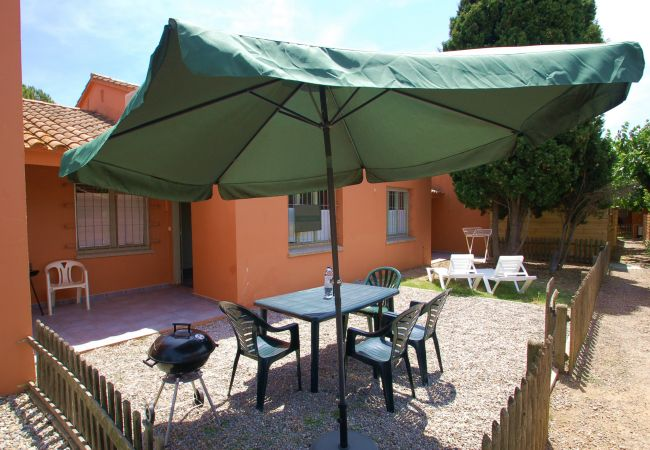 Bungalow in Torroella de Montgri - Gregal 1517 - Wi-Fi, BBQ, Parking