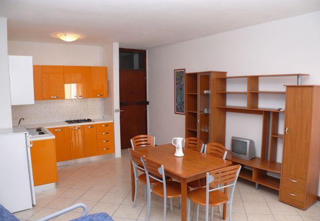 Appartement in Bibione - Appartement for 7 people op200 mvan het strand