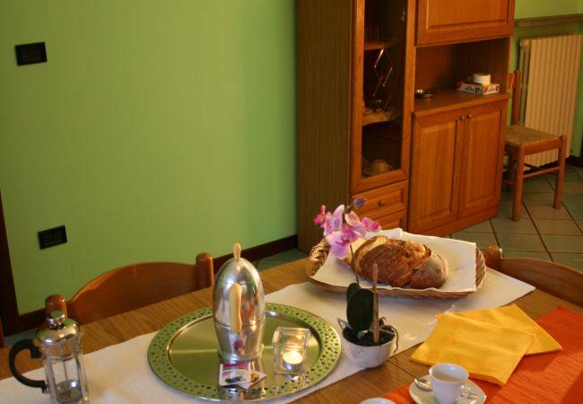 Appartement in Riccione - Appartement of 2 bedrooms op400 mvan het strand
