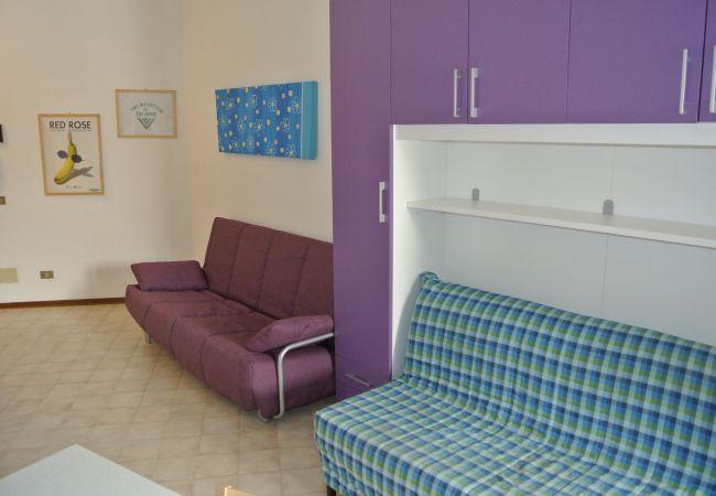 Appartement in Bibione - Appartement of 1 bedrooms op700 mvan het strand