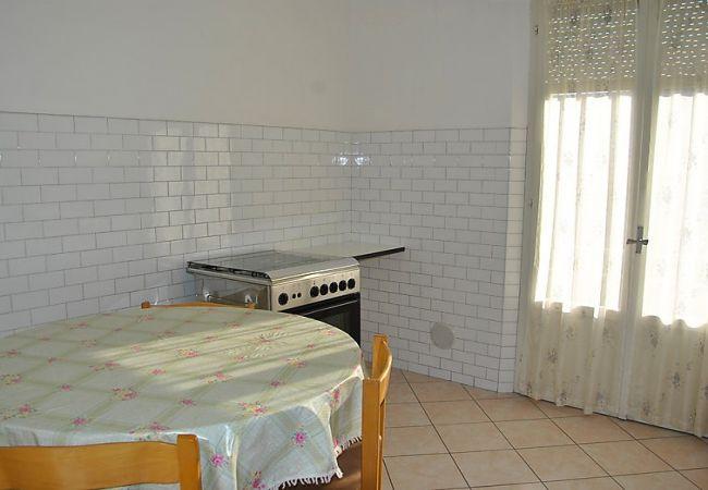 Appartement in Riccione - Appartement of 2 bedrooms op800 mvan het strand