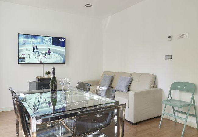 Appartement in Barcelona - Appartement with airconditioning in Barcelona