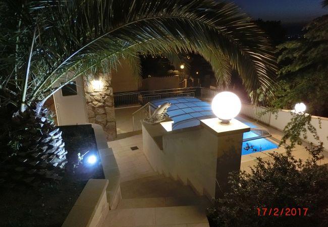Villa à Rosas / Roses - Villa avec piscine à Rosas / Roses
