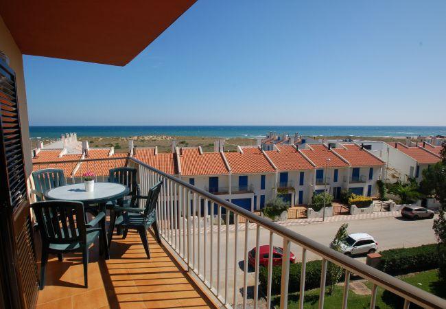 Appartement à Torroella de Montgri - Mare Nostrum 3D 541 - Vue sur la mer, Wi-Fi, climatisation