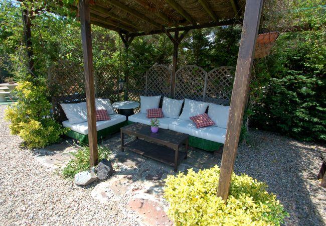 Maison à Torroella de Montgri - Xaloc - piscine privée, clima, WIFI, TV Sat et grande jardí