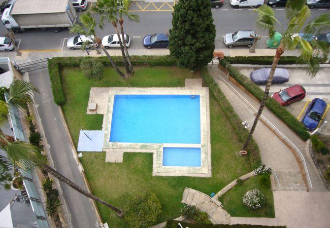 Appartement à Benidorm - Appartement pour 6 personnes à300 mde la plage