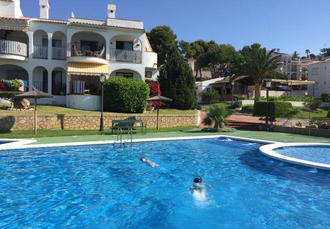 Appartement à Peñiscola - Appartement avec 2 chambres à2 kmde la plage
