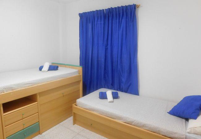 Appartement à Denia - Appartement avec 2 chambres à60 mde la plage