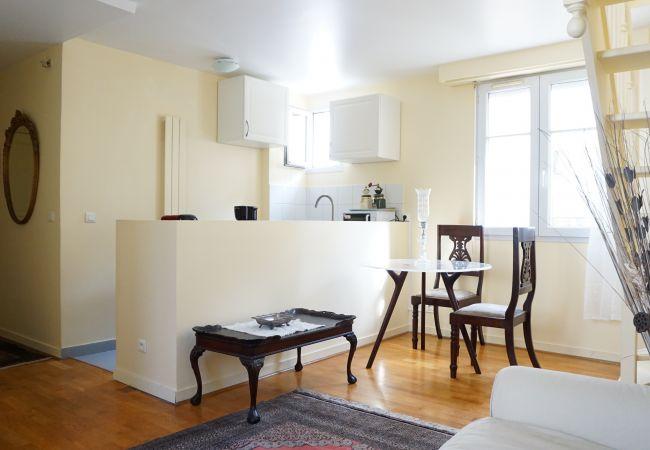 Appartement à Paris ville - Bd de Courcelles 75008 Paris - 217040
