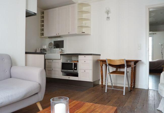 Appartement à Paris ville - Appartement avec 1 chambres à Paris ville