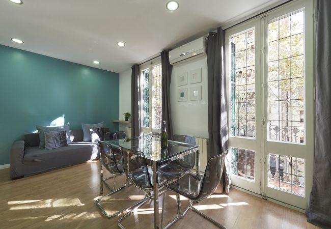 Appartement à Barcelona - Appartement avec climatisation à Barcelona