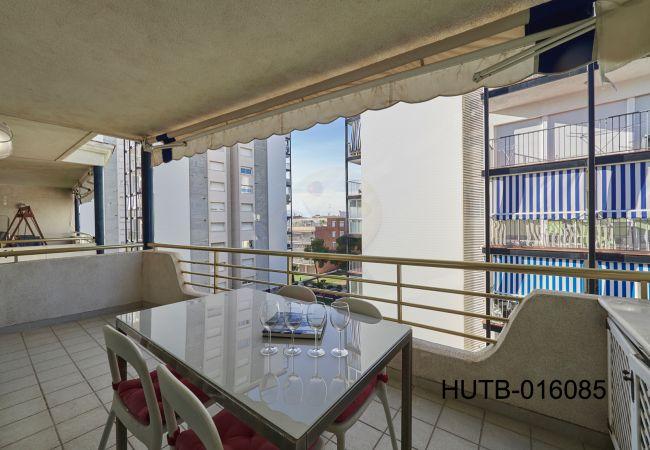 Appartement à Sitges - Appartement avec climatisation à400 mde la plage