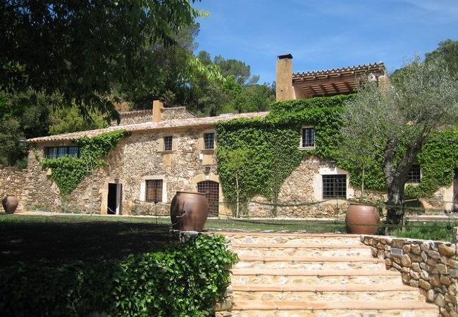 Villa in Sant Sadurní de l´Heura - CB-Mas Vancells-B