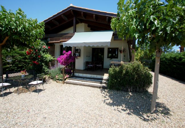 House in Torroella de Montgri - Xaloc - private pool, WiFi, Aircon, SAT TV and large garden