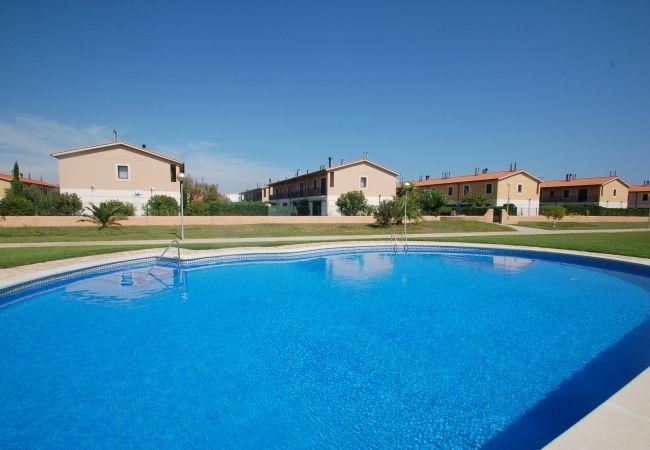 House in Torroella de Montgri - Daró 3D 37 - A/C, Wi-Fi, pool, close to the beach, SAT TV