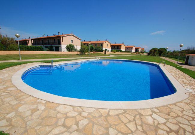 House in Torroella de Montgri - Daró 3D 39 - WI-FI, piscina, open kitchen