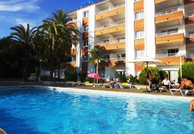 Apartment in Lloret de Mar - ELS LLORERS-3+1