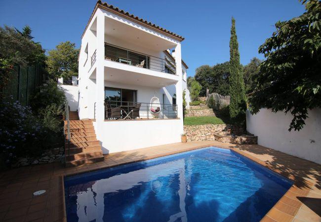 House in Begur - SA RIERA 3D