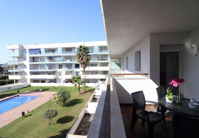 Apartment in Rosas / Roses - PORTO MARINA218